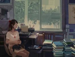 原画大师机构学员:学习原画是一件快乐的事!